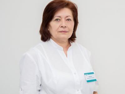 Лаврова Валентина Петровна