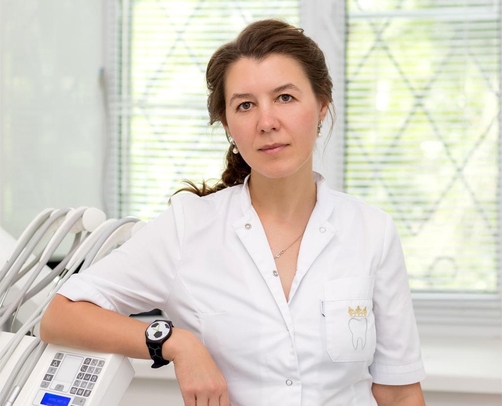 Новичкова Марина Сергеевна